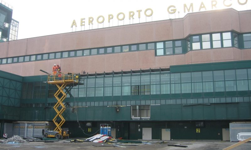 Aeroporto G. Marconi | Cave Nord
