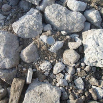 Frantumato di cemento 0/80