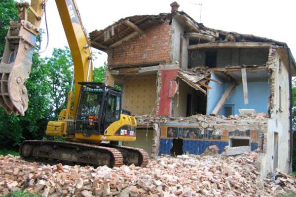 Demolizioni | Cave Nord